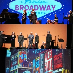 THE BEST OF BROADWAY IN SCENA AL TEATRO RISTORI